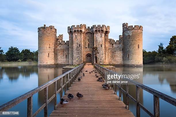 Bodiam Castle, Sussex, England