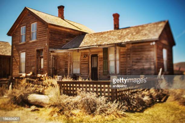 Bodie house