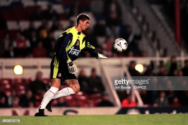 Bodo Illgner Real Madrid goalkeeper