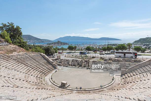 Bodrum ancient theater