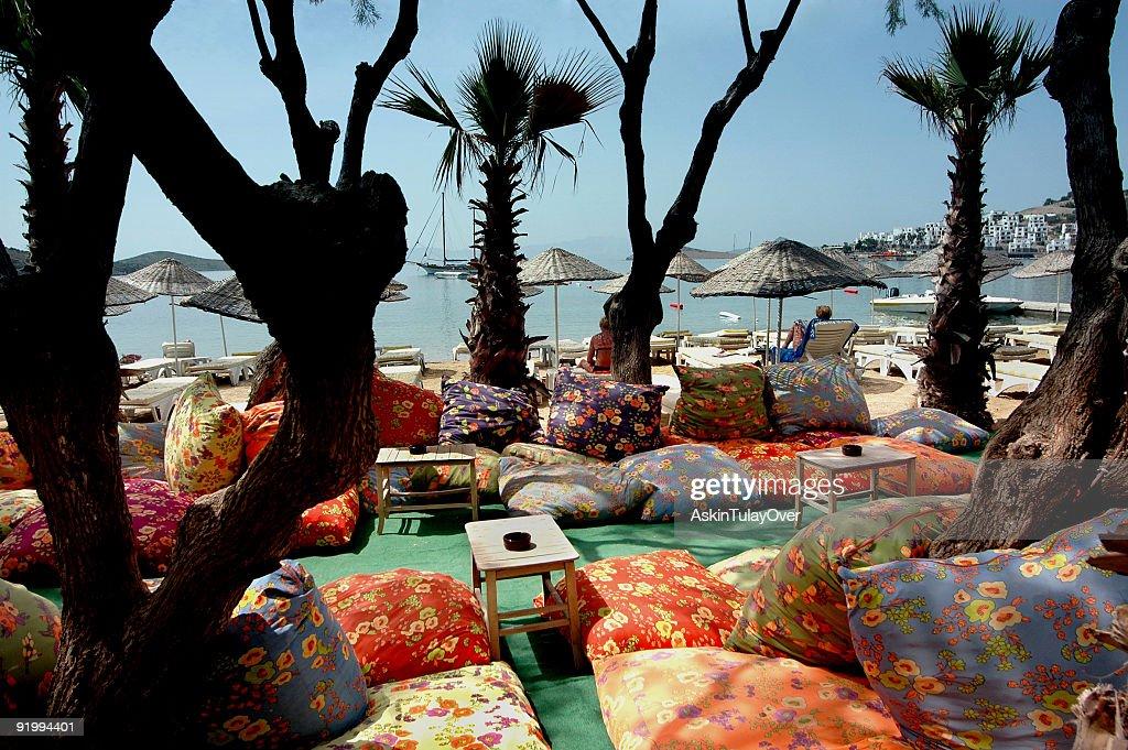 Bodrum Beach : Stock Photo