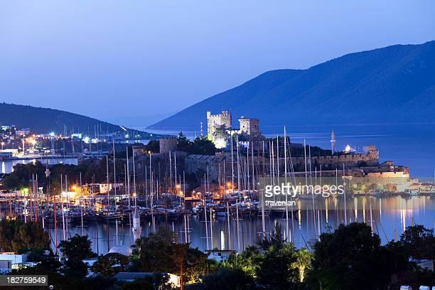 Bodrum Castelo e Harbour