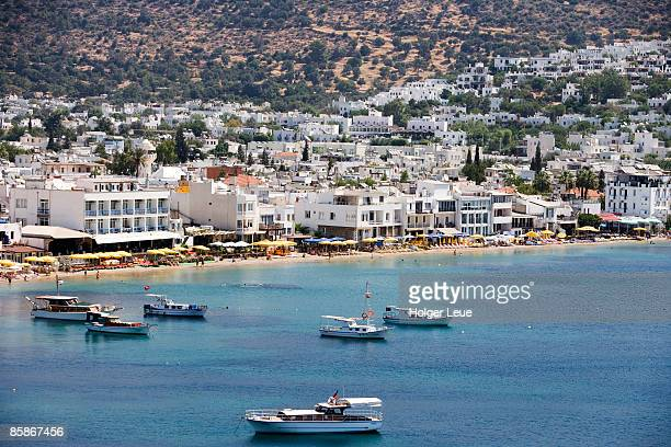 Bodrum from St Peter's Castle.