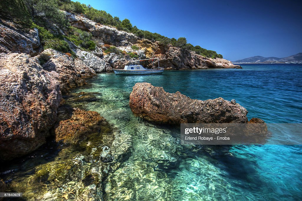 Bodrum on the rocks : Stock Photo