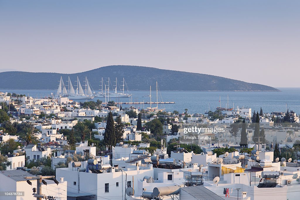 Bodrum : Stock Photo