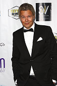 Bodvar Hafstrom attends Friend Movement's Stardust Soiree at Madame Tussauds on September 20 2014 in Hollywood California
