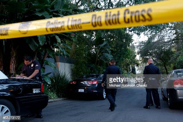 A body believed to be that of 47yearold Andrew Getty the grandson of oil tycoon J Paul Getty was found in his Hollywood Hills home on March 31 2015...