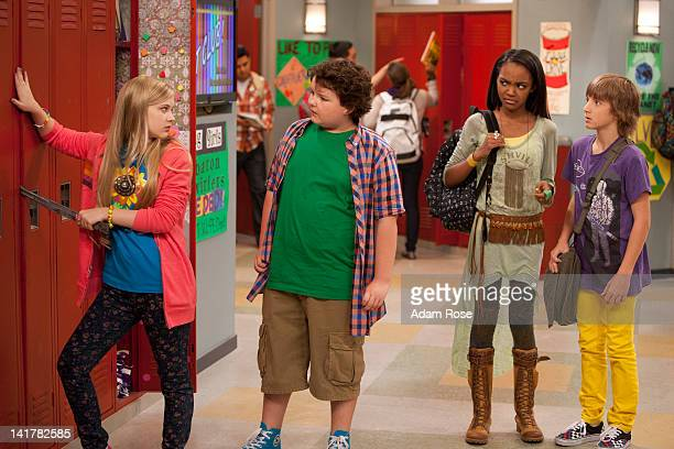ANT FARM 'body of evidANTs' Olive is shocked to discover her pet robot is no longer functioning and has suspicious screwdriver scratch marks on its...