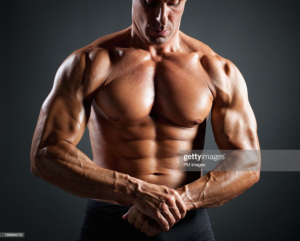 Bodybuilder : Stock Photo