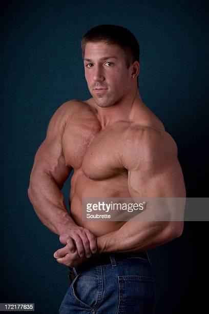 Bodybuilder Weightlifter