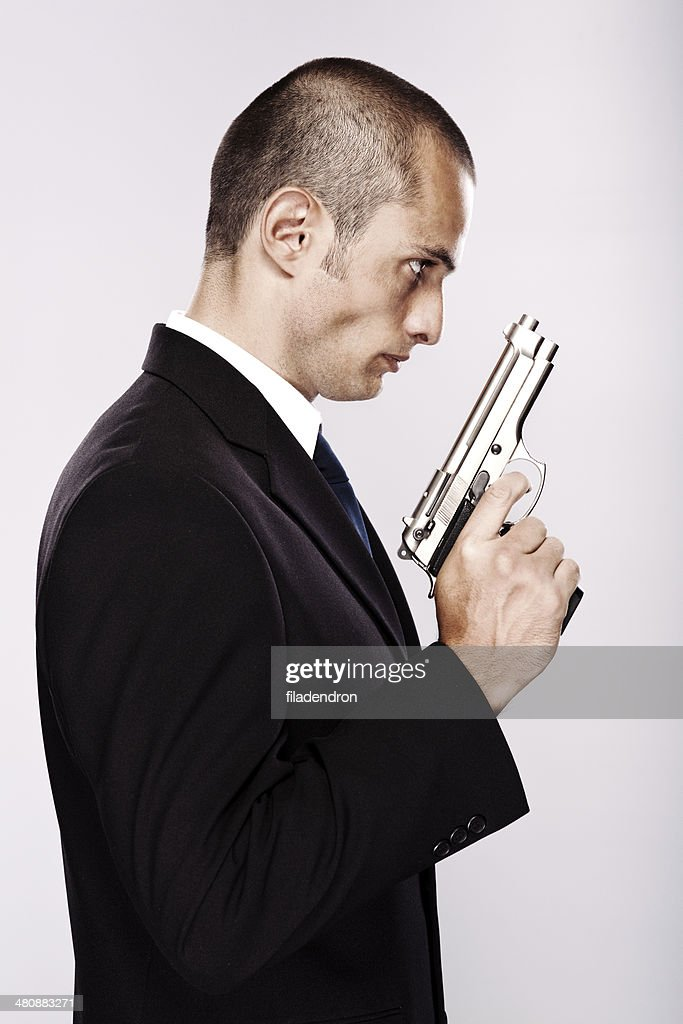 Bodyguard : Stock Photo