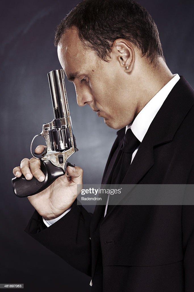 Bodyguard : Stock Photo