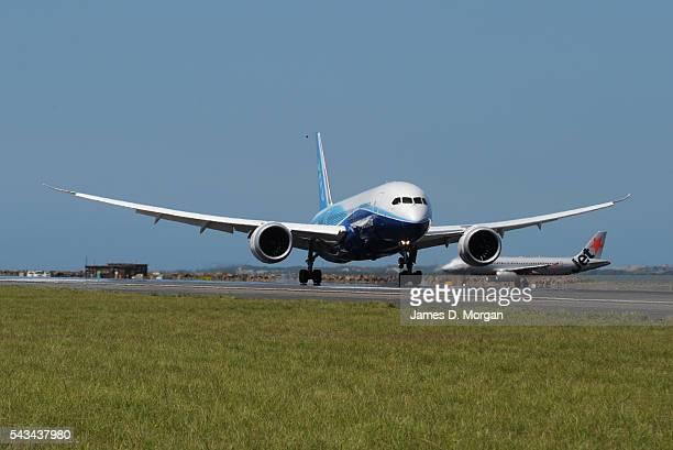 Boeing 787 dreamliner arrives in Sydney for first time the boeing 787 dreamliner touched down in Sydney on November 14 2011 in Sydney Australia
