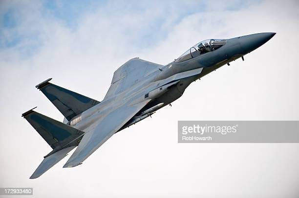 Boeing F15E Eagle all-weather attack aircraft
