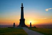 Boer War Memorial In Buckinghamshire