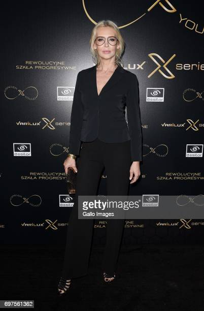 Bogna Sworowska attends the Forever Young Varilux gala on June 06 2017 at the IMKA Theatre in Warsaw Poland The gala was organized by a producer of...