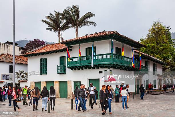 Bogota, Colombia - Casa del Florero, venue of independence movement