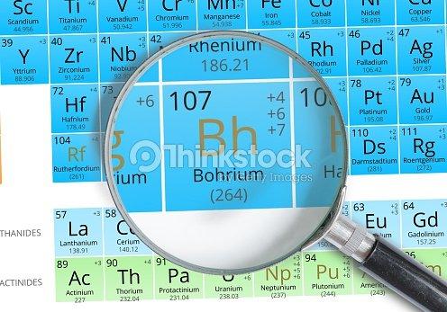 Bogrium symbol bh element of the periodic table zoomed stock photo bogrium symbol bh element of the periodic table zoomed stock photo urtaz Gallery