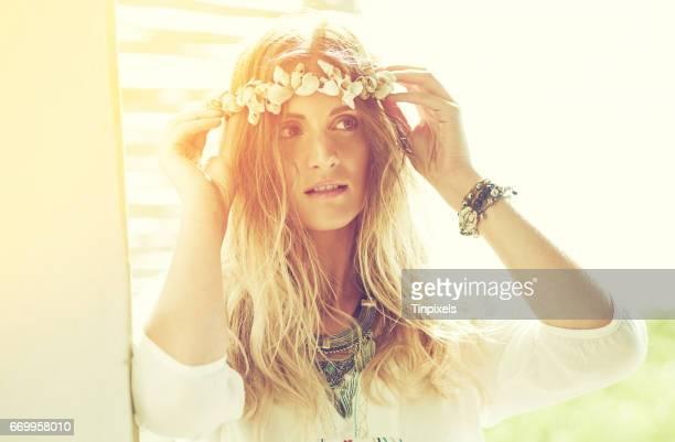 Bohemian beauty