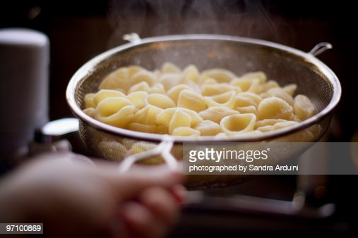 Boiled Pasta