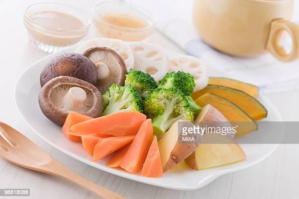 Boiled Vegetable