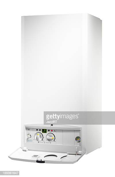 Boiler (isolated with clipping path over white background)