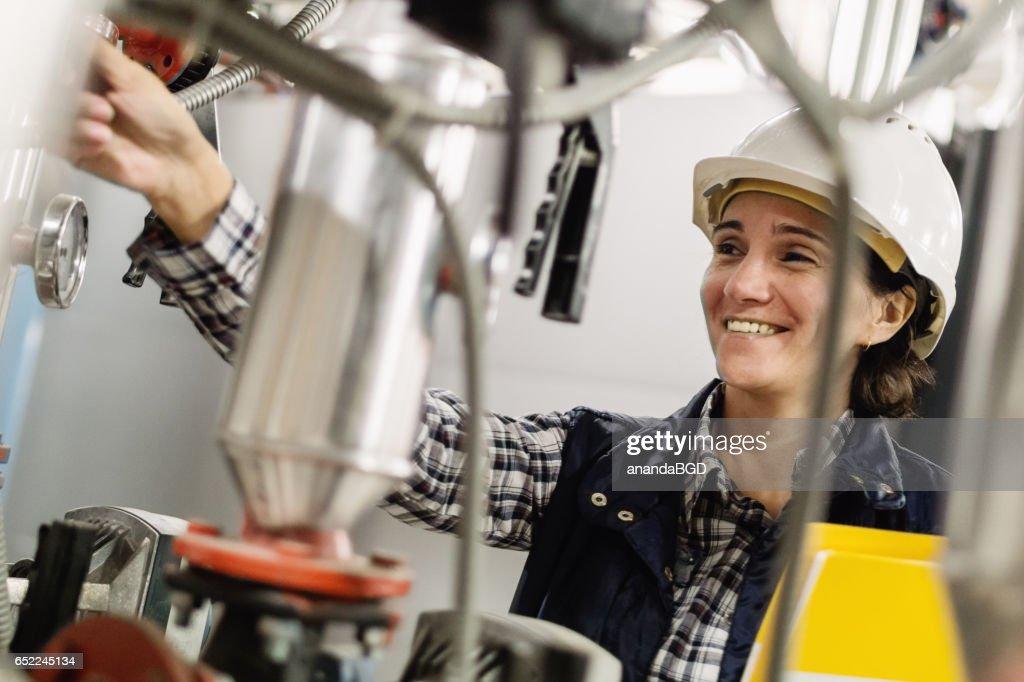 boiler room : Stock Photo