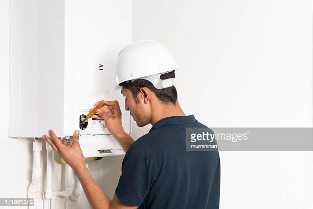 boiler Techniker
