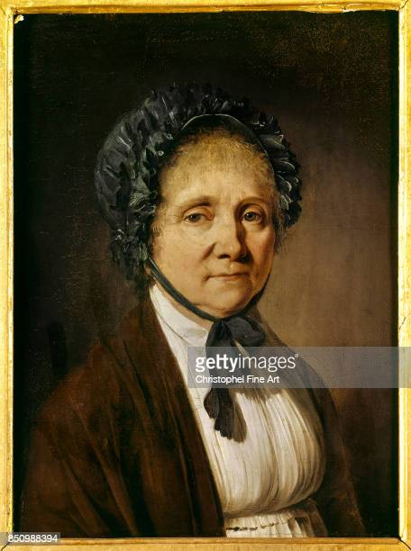 Boilly Louis Leopold Portrait of Madame Nicolas Vincent Arnault mother of the author Paris Louvre Museum
