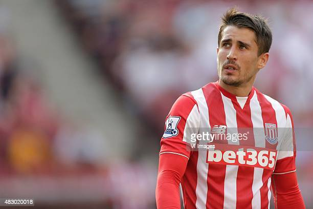 Bojan Krikic of Stoke City during the Colonia Cup match between FC Porto and Stoke City on August 2 2015 at the RheinEnergieStadion in Koln Germany