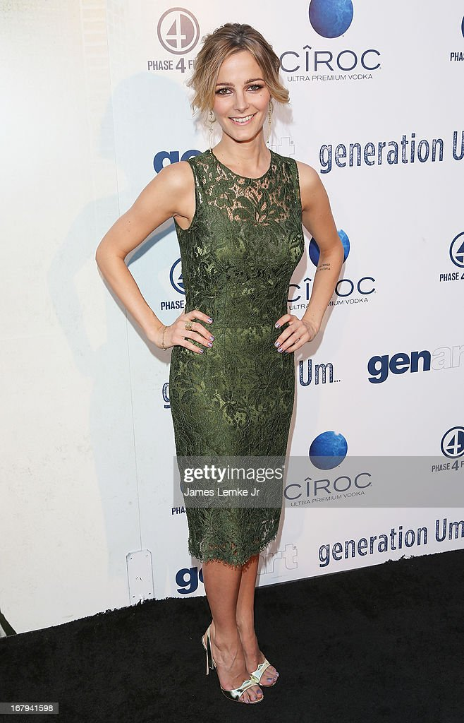 <a gi-track='captionPersonalityLinkClicked' href=/galleries/search?phrase=Bojana+Novakovic&family=editorial&specificpeople=2748501 ng-click='$event.stopPropagation()'>Bojana Novakovic</a> attends the 'Generation Um' Los Angeles premiere presented by GenArt and Phase 4 Films held at the ArcLight Hollywood on May 2, 2013 in Hollywood, California.