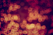 Bokeh background vintage, picture out of focus, blurred background.