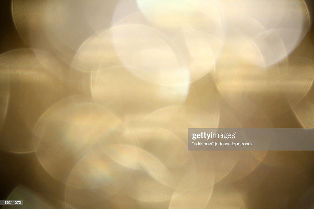 Bokeh Golds
