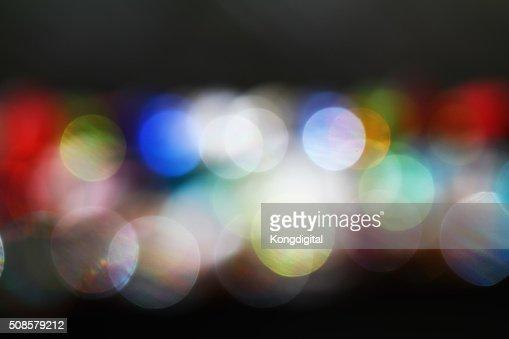 Bokeh light : Stock Photo