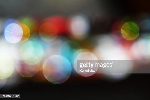 Bokeh light : Stock-Foto