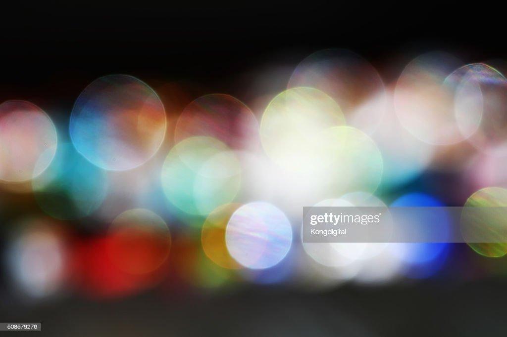 Lumière Bokeh : Photo