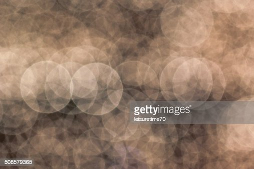 bokeh : Stock Photo