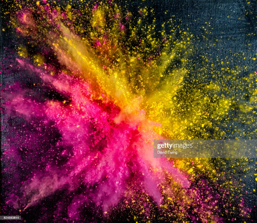 Bold Colours : Stock Photo