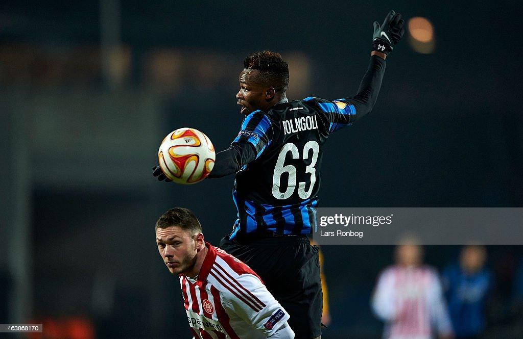 AaB Aalborg vs Club Brugge - UEFA Europa League Round of 32 1. Leg | Getty Images
