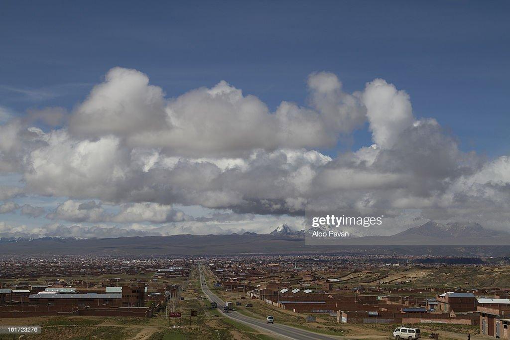Bolivia, El Alto : Stock Photo