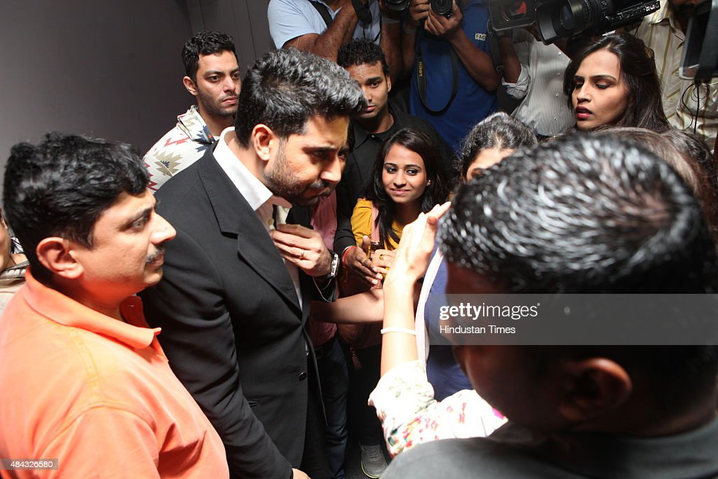 Actor Abhishek Bachchan L Stock Photos &amp- Actor Abhishek Bachchan L ...