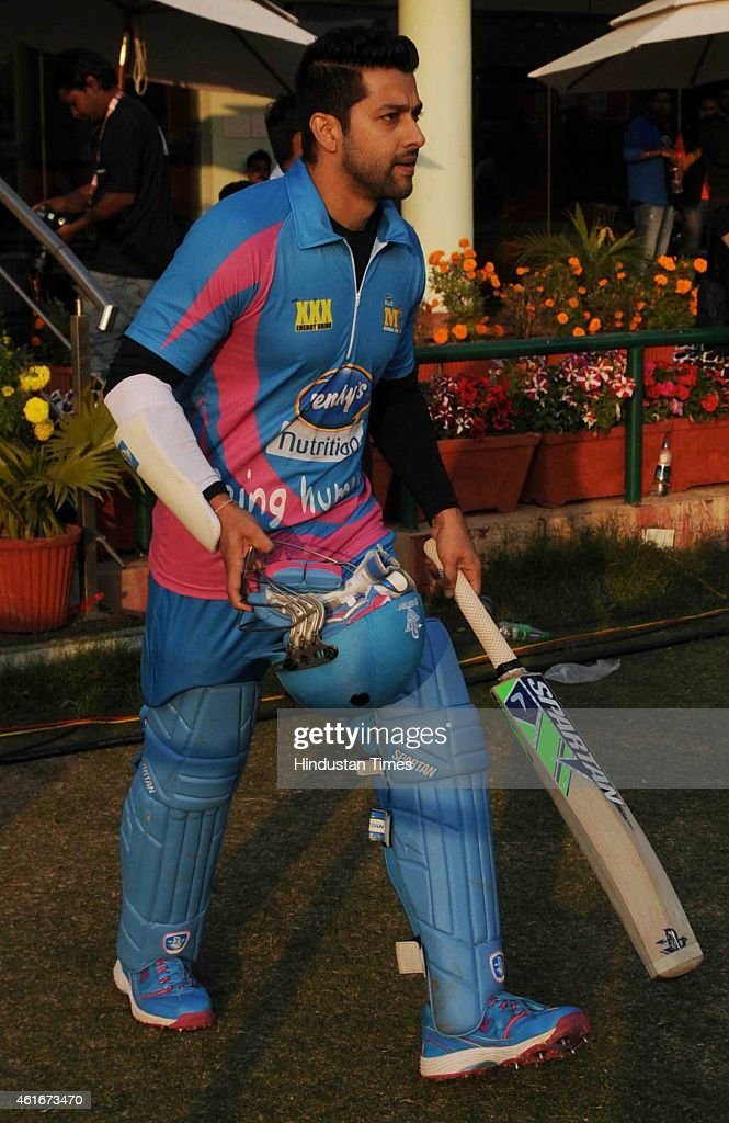 Celebrity Cricket League Match