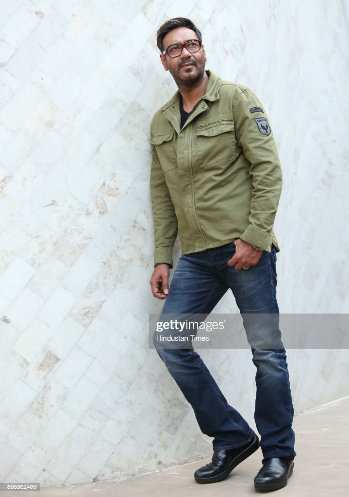 Profile Shoot Of Bollywood Actor Ajay Devgn