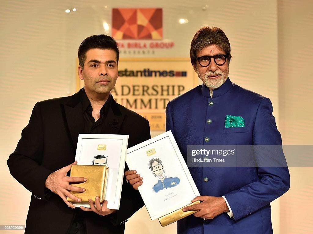 Hindustan Times Leadership Summit 2016 : News Photo