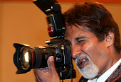 Bollywood actor Amitabh bachchan The most photographed Indian film star gets on the other side of the camera Amitabh Bachchan takes a better view at...