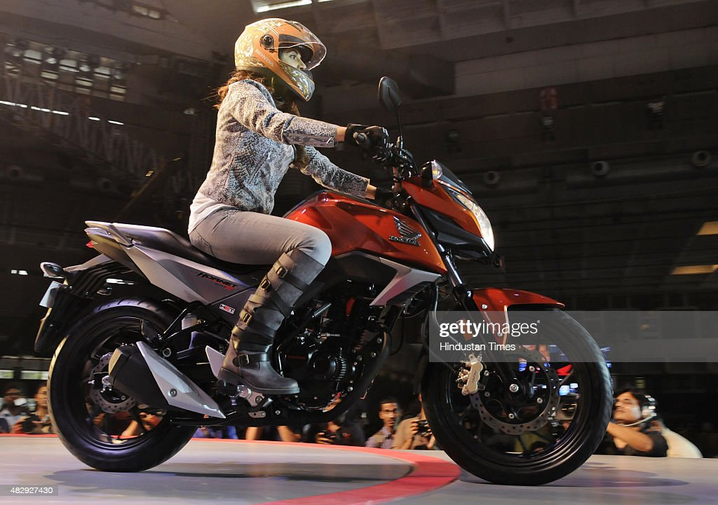 honda introduces five new motorcycles in indian market photos and