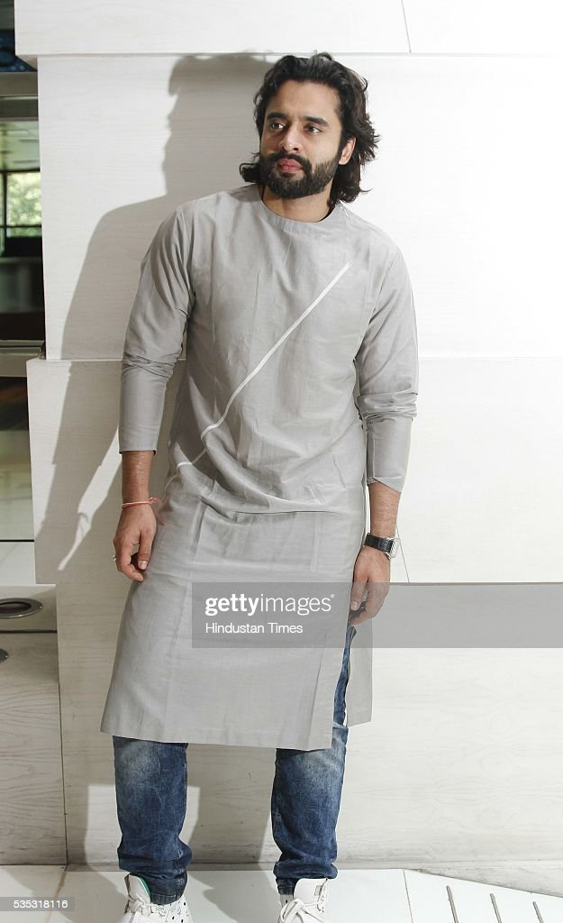 Bollywood actor and producer Jackky Bhagnani during an interview with HT City- Hindustan Times for the promotion of upcoming movie Sarbjit, at Hotel Le Meridien on May 20, 2016 in New Delhi, India. Sarbjit is a 2016 Indian biographical drama film based on an Indian farmer Sarbjit Singh.