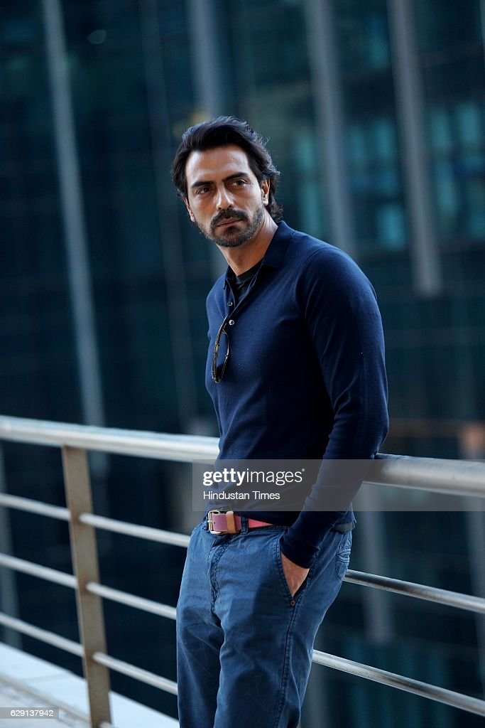 HT Exclusive: Profile Shoot Of Bollywood Actor Arjun Rampal