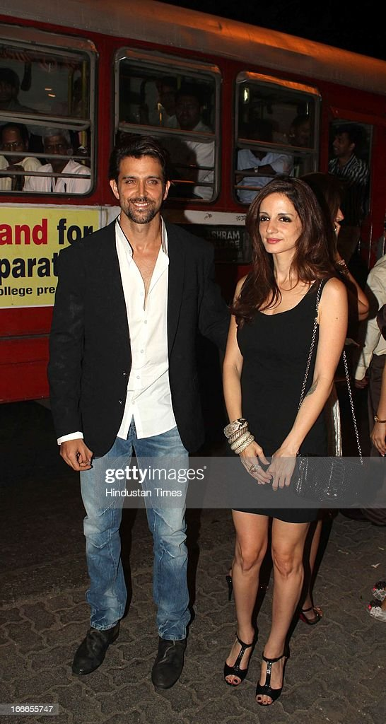 Hrithik Roshan to marry ex-wife Sussanne Khan AGAIN