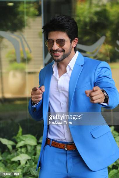 Bollywood actor Hussain Kuwajerwala poses during an exclusive interview with Hindustan Times on April 23 2017 in Mumbai India